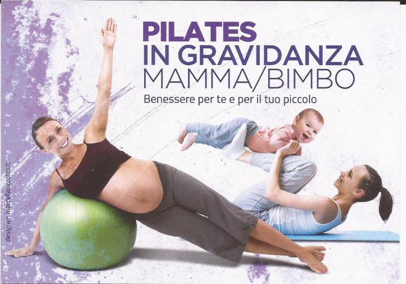 pilates gravidanza e mamma bambino